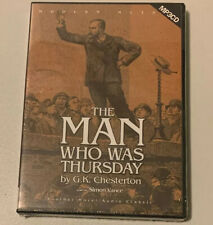 The Man Who Was Thursday - G. K. Chesterton MP3 Audiobook