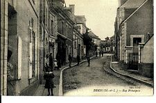 (S-43393) FRANCE - 49 - BRION CPA      LARUE ed.