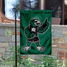NSU Riverhawks Rowdy the Riverhawk Garden Flag and Yard Banner