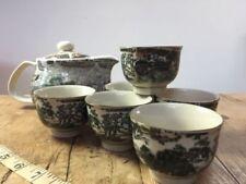 Green Porcelain & China Teapot 1980-Now Date Range