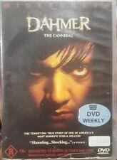 DAHMER THE CANNIBAL RARE DVD HORROR JEREMY RENNER SERIAL KILLER TRUE STORY FILM