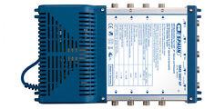 Spaun SMS 5807 NF - Light Multischalter für 1 Satellit und 8 Teilnehmer