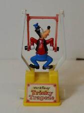 trapezartist Goofy década de los 70 años Juguete von Disney Raro Vintage (71)