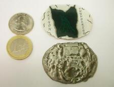 ☆ Oregon Thunder Egg Geocoin LE Green Geode 3D Unactivated Trackable 70 Minted