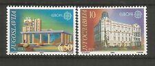 Cept / Europa   1990       Jugoslawien    **