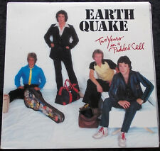 EARTH QUAKE Two Years In A Padded Cell LP