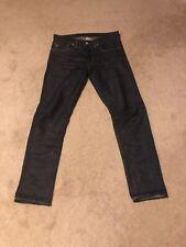 RRL Slim Narrow Rigid Selvedge Jeans 32x32
