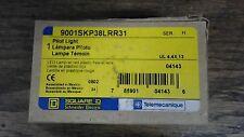 NIB Square D pilot light 9001SKP38LRR31 - 60 day warranty