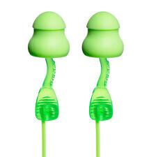 2 Pairs Moldex Reusable Ear Plugs - Twisters Corded Soft Foam EarPlugs 34dB