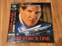 Air Force One (1997) [PILF-2567] JAPAN Ver LaserDisc Laser Disc LD