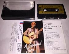 David Bowie 1986 The A Second Face Taiwan OBI Cassette Tape not CD Promo Insert