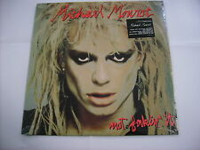MICHAEL MONROE - NOT FAKIN' IT - LP U.S.A. NEW SEALED 1989 - CUT-OUT SLEEVE