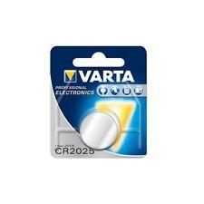 1x Varta Batería Litio CR 2025 - 3v - Célula de botón