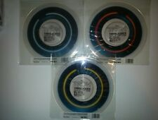 """Tron Legacy Translucence Daft Punk RSD 2011 All 3 Colors 10"""" NEW Yellow Red Blue"""