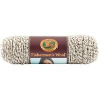 Lion Brand Fishermen's Wool Yarn -oak Tweed