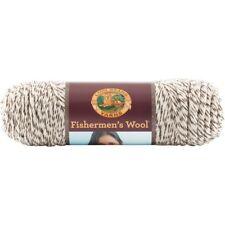 Lion Brand Fishermen's Wool Yarn -oak Tweed