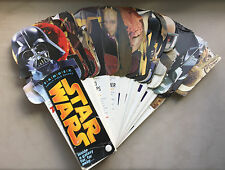 Star Wars Fandex 150 page front and back