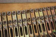 1 Vintage Fender Rhodes Tine Complete Tone Bar Assembly
