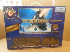 Lionel Trains The Polar Express Train Battery Powered Ready-to-Play Set w/Remot~