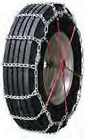 Quality Chain 2245QC Cam 7mm Link Tire Chains Snow Traction Commercial Truck
