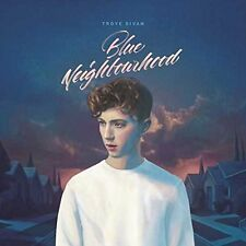 TROYE SIVAN : BLUE NEIGHBOURHOOD  (Deluxe Edition 16 tracks)  (CD) Sealed