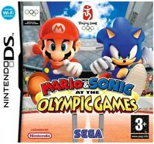 Mario & Sonic at the Olympic Games DS GAME DS DS DS LITE 3DS 2DS DSI 3DS XL UK