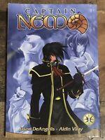 Captain Nemo Volume #1 - Manga Anime Book - by Jason DeAngelis & Aldin Viray