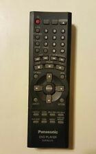 Panasonic EUR7621070 Remote Control