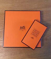 Nouveau Hermes silk scarf 70 x 70 en désordre en Soie et Nouage cartes
