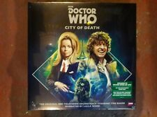Doctor Who - City Of Death - Limited Edition RSD 2018 LP/Vinyl - New & Sealed