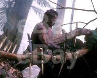 Predator (1987) Arnold Schwarzenegger 10x8 Photo