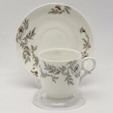 H & Co Haviland Limoges Demitasse Cup and Saucer