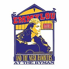 EMMYLOU HARRIS & THE NASH RAMBLERS AT THE RYMAN LIVE CD 2017