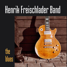 CD Henrik Freischlader Band The Blues CD Blues Rock Joe Bonamassa Style