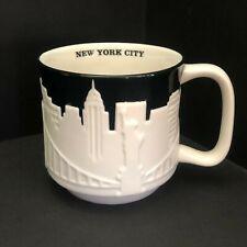 Starbucks Relief Mug New York City version 1 w/SKU