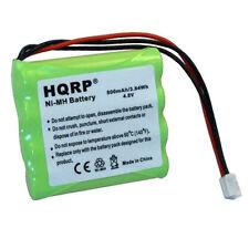 HQRP 4.8V Batería para Philips Pronto TSU3500 / TSU6000 / TSU7000 control remoto