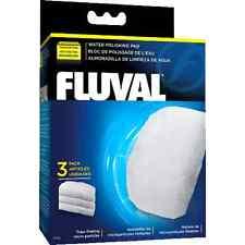 FLUVAL BELLE FILTRO PADS 104 105 106 204 205 206 CONFEZIONE DA 3 POLI BELLE PADS