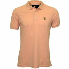 Short Sleeve Lyle & Scott Cotton Casual Shirts & Tops for Men