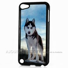 ( For iPod Touch 6 ) Back Case Cover AJ10510 Husky Dog