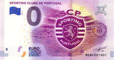 PORTUGAL Lisboa, Sporting Clube de Portugal, 2018, Billet 0 € Souvenir