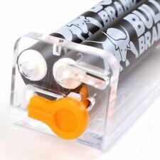 6 X Bull Brand Slim/Ultra Slim Cigarette Roller Combi Adjustable Rolling Machine