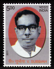 India 2552 **, 100. Birthday subbiah