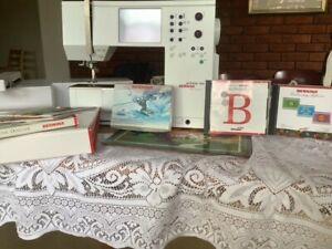 Bernina 180 Artista Sewing Machine