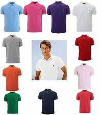 Ralph Lauren Short Sleeve Slim Casual Shirts & Tops for Men