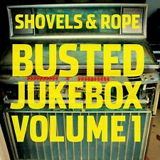 SHOVELS & ROPE - BUSTED JUKEBOX VOL.1  CD NEW!