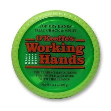 O'KEEFFE'S WORKING HANDS MOISTURISER HAND SKIN CREAM NON-GREASY & ODOURLESS 96g