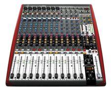 Mixage et Production Behringer Ufx1604 analogiques sorties num