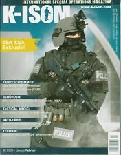 K-ISOM 1/2014 forces spéciales MAGAZINE commando armée arme Elite unités sec
