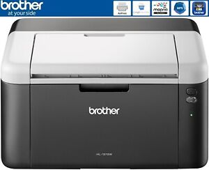 Brother HL-1212W Wireless A4 Mono Laser Printer 20ppm with FULL TN-1050 XL Toner