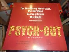 PSYCH OUT VINYL ALBUM SOUNDTRACK SEALED STRAWBERRY ALARM CLOCK